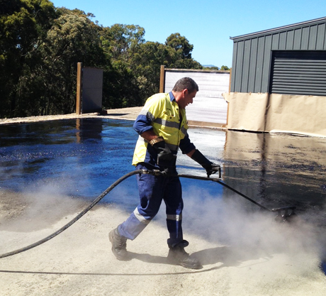 Hot Spray & Seal Bitumen